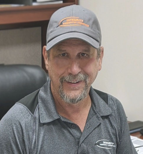 Dave Brammann, owner of Integrity Freight